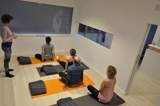 Yoga terapéutico en Asanarte Padre Damián